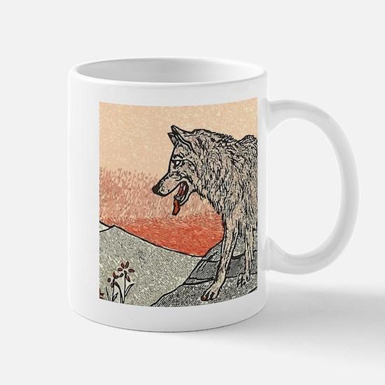 Wolf Valley Mug