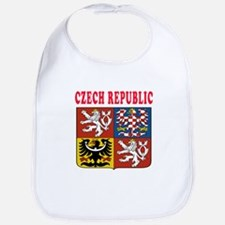 Czech Republic Coat Of Arms Designs Bib