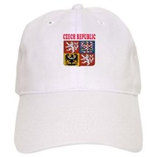 Czech Republic Coat Of Arms Designs Baseball Cap