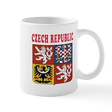 Czech Republic Coat Of Arms Designs Mug