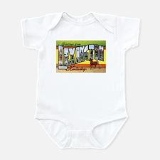 Lexington Kentucky Greetings Infant Bodysuit