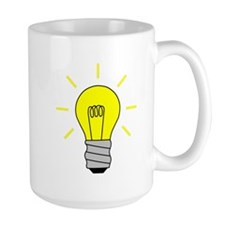 Light Bulb Idea Mug