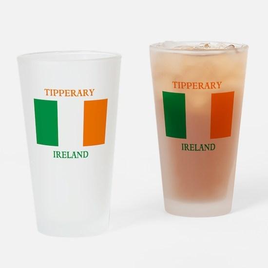 Tipperary Ireland Drinking Glass