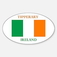 Tipperary Ireland Sticker (Oval)