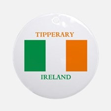 Tipperary Ireland Ornament (Round)