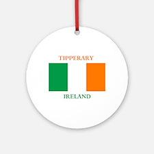 Tipperary Ireland Ornament (Round)