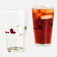 Making Tea Drinking Glass