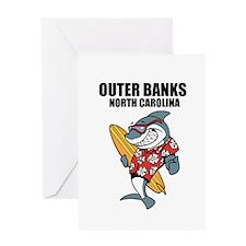 Outer Banks, North Carolina Greeting Card