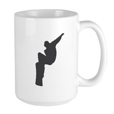 Snowboarding Snowboard Mug