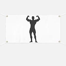 Bodybuilder Bodybuilding Banner