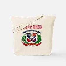 Dominican Republic Coat Of Arms Designs Tote Bag