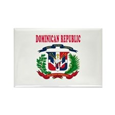 Dominican Republic Coat Of Arms Designs Rectangle