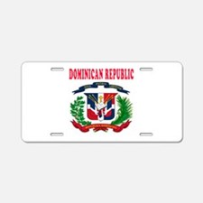 Dominican Republic Coat Of Arms Designs Aluminum L