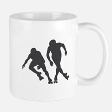 Speed RollerSkating Mug