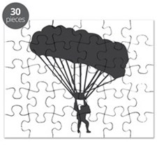 Skydiving Parachuting Puzzle