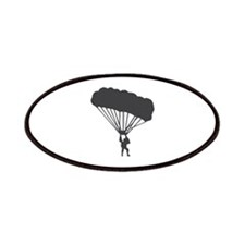 Skydiving Parachuting Patches