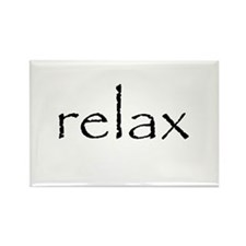 RELAX - Rectangle Magnet