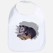 Baby Possum Bib