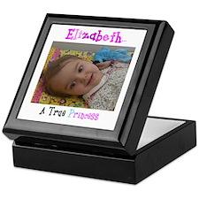 True Princess Elizabeth Keepsake Box