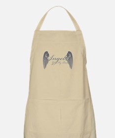 Angels Got My Back Apron