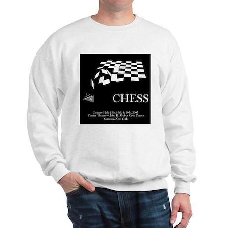 "Chess PR Sweatshirt (""I am a pawn"" back design)"