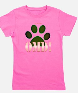 Oh, my Dog! Girl's Tee