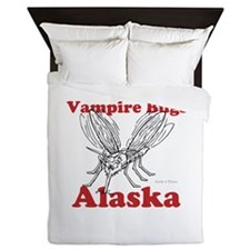 Vampire Bugs Alaska Queen Duvet