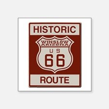 Winslow Historic Route 66 Sticker