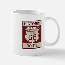 Winslow Historic Route 66 Mug