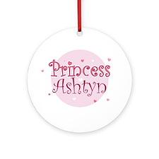 Ashtyn Ornament (Round)