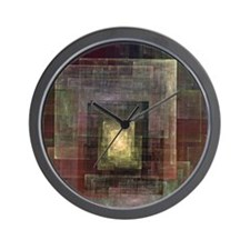 Alternate Dimensions Wall Clock