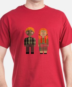 Ann and Andy 2 T-Shirt