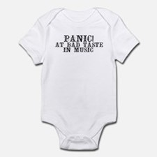 Panic! at bad taste Onesie