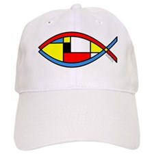 Colorful Fish Baseball Cap