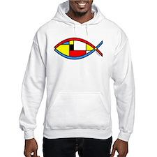 Colorful Fish Hoodie