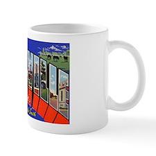 Louisville Kentucky Greetings Mug