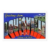 Louisville kentucky Postcards