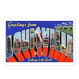 Louisville kentucky Postcards