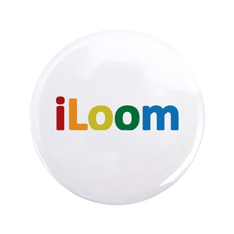 "iLoom 3.5"" Button (100 pack)"