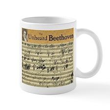 Unheard Beethoven t-shirt Mug