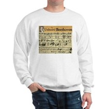 Unheard Beethoven t-shirt Sweatshirt