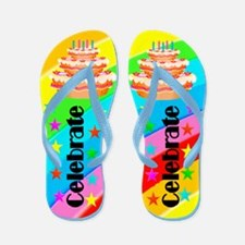 COOL BIRTHDAY Flip Flops