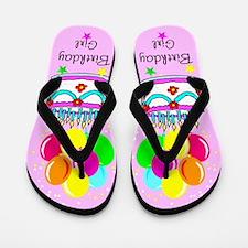 TOP BIRTHDAY Flip Flops