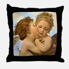 Vintage Victorian Angels, First Kiss by Bouguereau