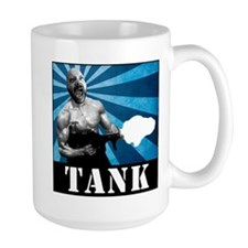Tank Bookman, Circa 1991 Mug