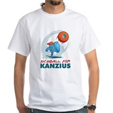Kickball for Kanzius Shirt