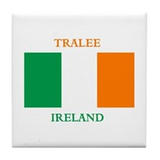 Tralee Ireland Tile Coaster
