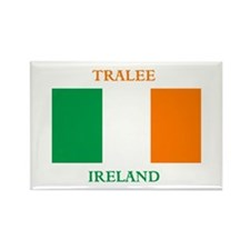 Tralee Ireland Rectangle Magnet