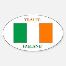 Tralee Ireland Sticker (Oval)