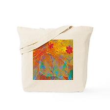 Magical Carpet Tote Bag